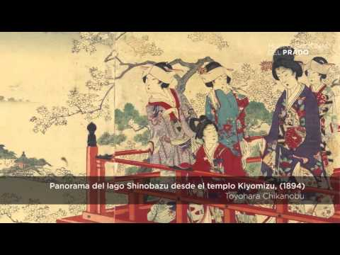 Japanese Prints in the Museo del Prado