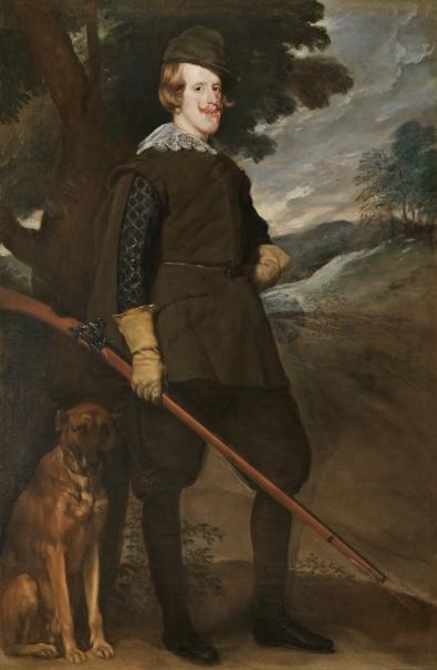 Philip IV in Hunting Dress