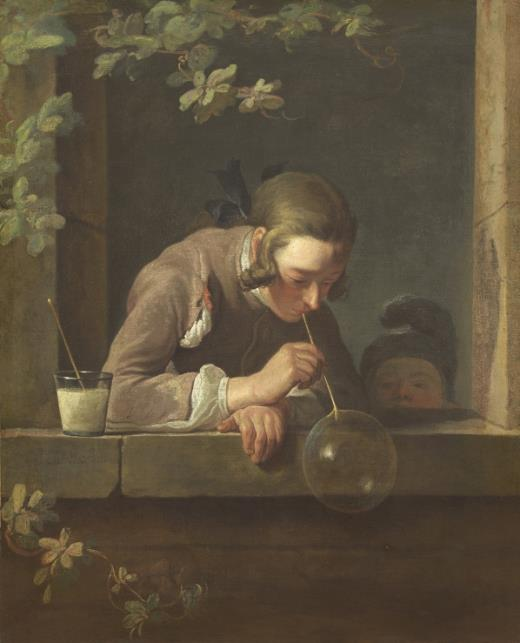 A unique painter