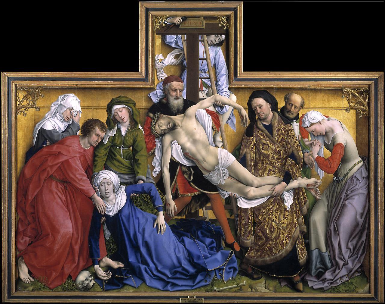 Descendimiento, El [Van der Weyden]