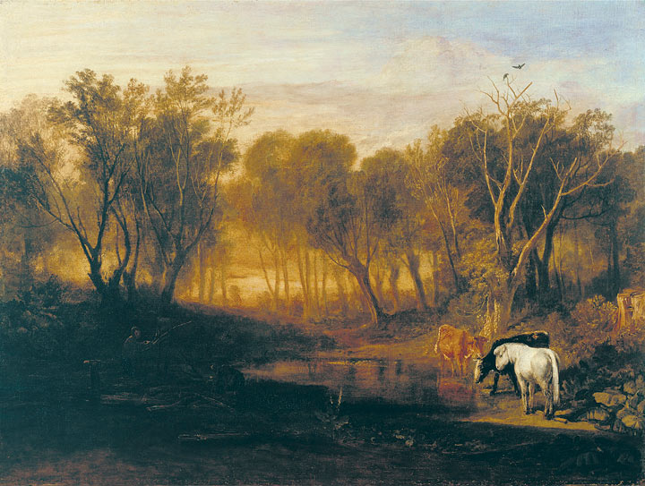 Turner and the North