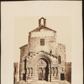 Iglesia de Saint-Trophime en Arlés