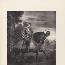 Carlos V en la Batalla de Mühlberg