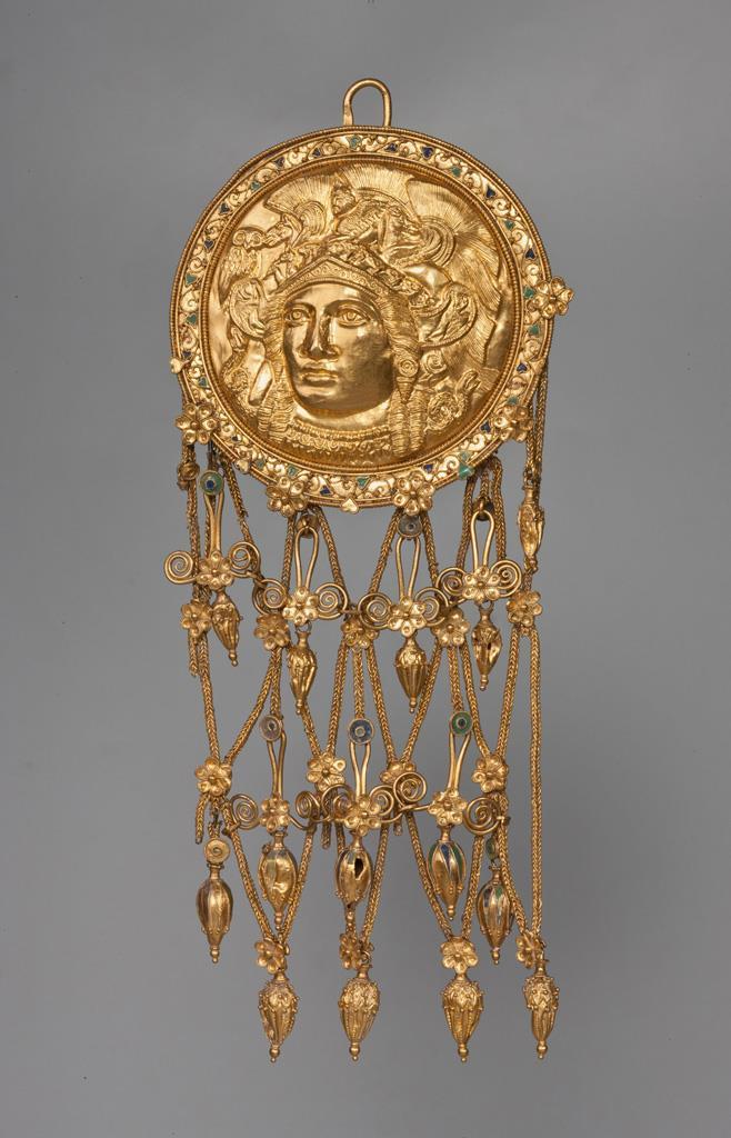 El oro de los griegos