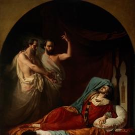 Últimos momentos de Fernando IV el Emplazado