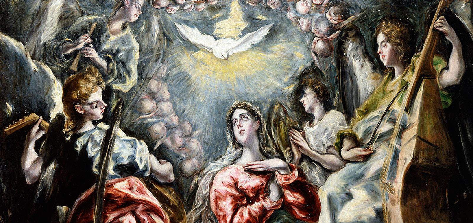 El Greco y la Capilla Oballe