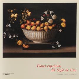 Flores españolas del Siglo de Oro [Material gráfico].