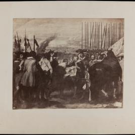 Las lanzas, o La Rendición de Breda