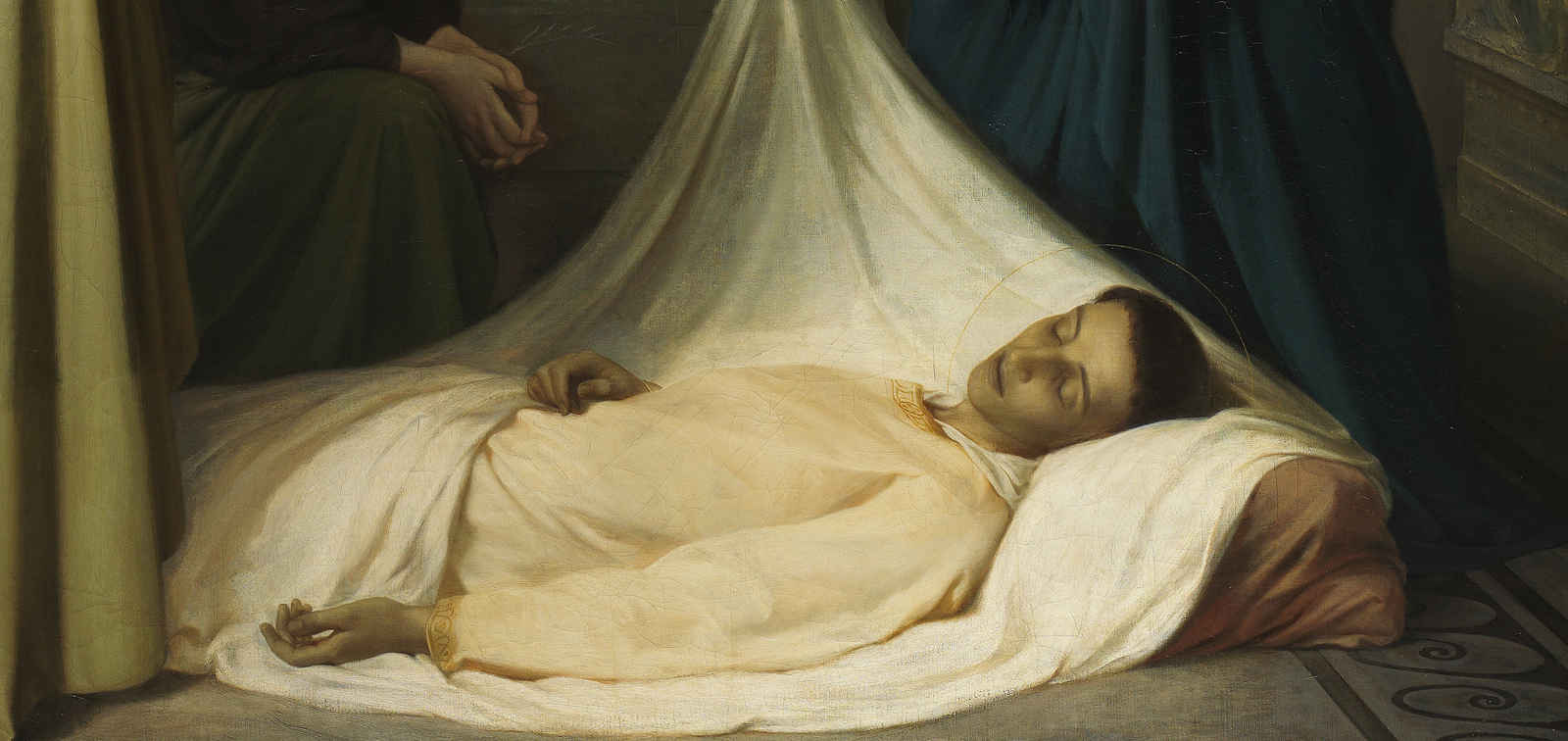 Historias Sagradas. Pinturas religiosas de artistas españoles en Roma (1852-1864)