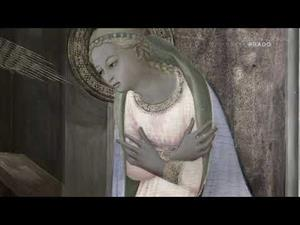 "The restoration of ""The Annunciation"" by Fra Angelico commented by Ana González Mozo"