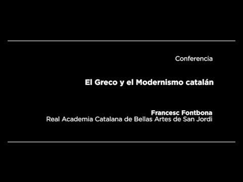 Conferencia: El Greco y el Modernismo catalán