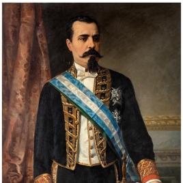 Don Cristóbal Martín de Herrera, ministro de Ultramar