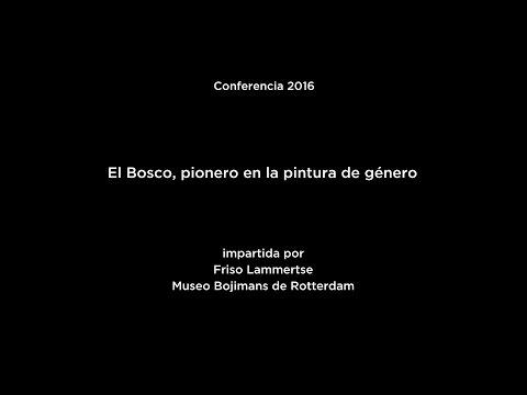 El Bosco, pionero en la pintura de género