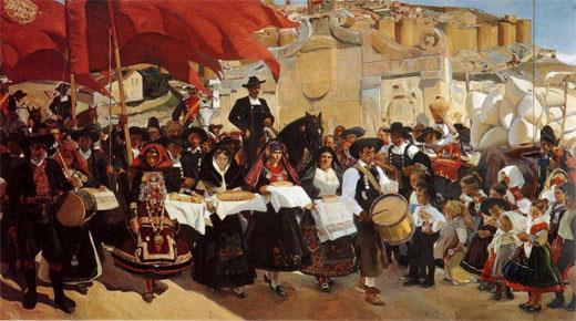 Los últimos días de apertura de la exposición Sorolla elevan a 459.267 su número de visitantes