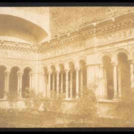 Claustro de San Juan de Letrán en Roma